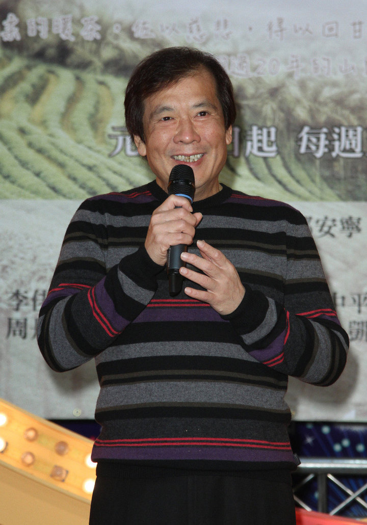 新任華視總經理郭建宏。圖/本報資料照