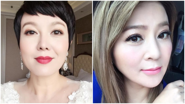 看「西城童話」太感動,苗可麗、王彩樺都想到媽媽而爆哭。圖/取自於臉書