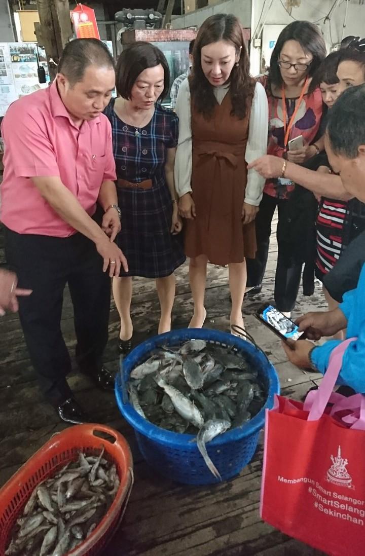 適耕庄被稱為魚米之鄉,漁獲量可觀。圖/桃園市客家事務局提供