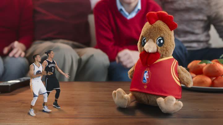 NBA新年賀歲- 神奇紅包(雞)