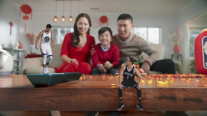 NBA新年賀歲- 神奇紅包(遙控器)