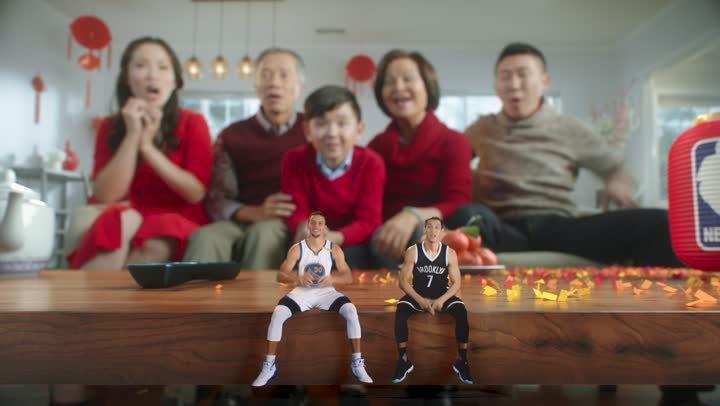 NBA新年賀歲- 神奇紅包(歡呼)