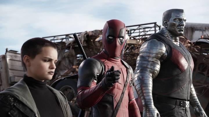「死侍2」將讓另兩位「X戰警」鋼人(右)、彈頭(左)共同回歸。圖/福斯提供