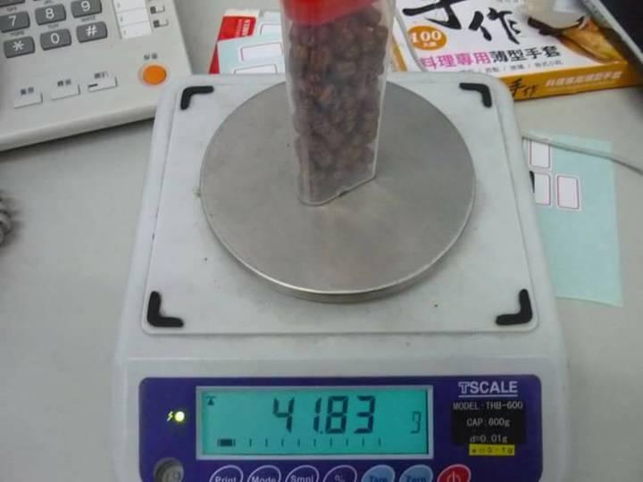 警方查扣新型態毒品毒巧克力。記者劉星君/翻攝