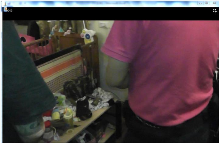 警方起獲毒品毒品海洛因2.86公克、安非他命20.62公克、安非他命吸食器2組、吸食玻璃球6個、電子磅秤2臺等證物,還查扣了瓦斯空氣槍2枝。記者葉建宏/翻攝