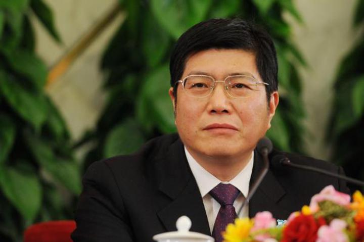 新任浙江省副省長成岳沖。(澎湃新聞)