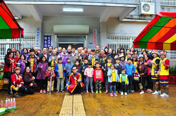 撒奇萊雅族在今天舉辦「正名十周年活動」,緬懷先祖守護族群文化。圖/台灣撒奇萊雅族協會提供