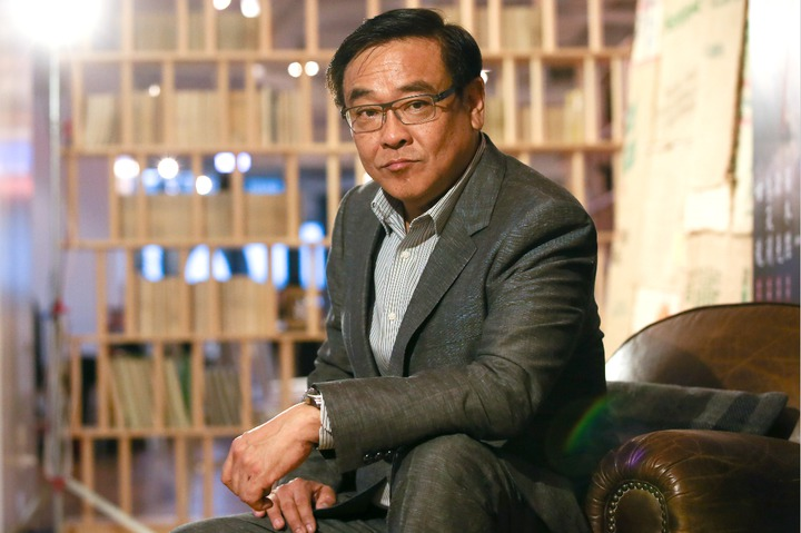 爾冬陞已轉型成為華語片名導。記者王騰毅/攝影