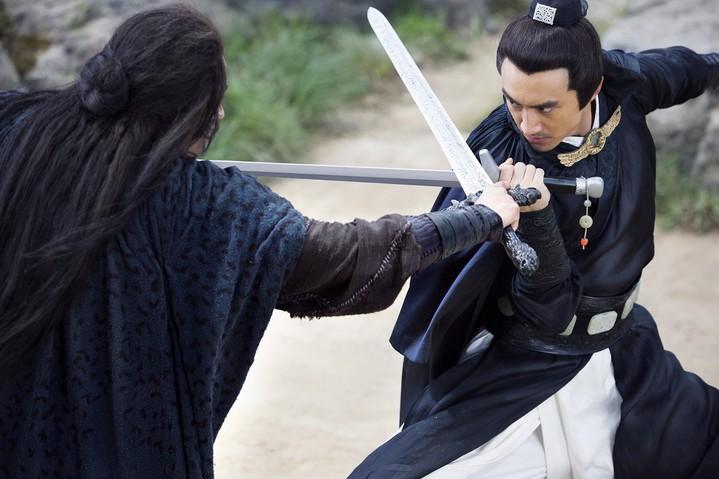「三少爺的劍3D」重拍舊經典卻另有新的詮釋。圖/金馬影展提供