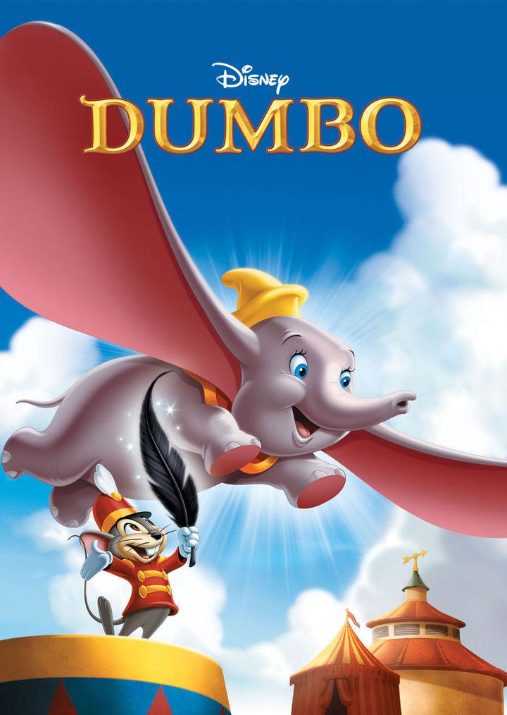 「小飛象」真人版影片已在籌拍中。圖/摘自Amazon