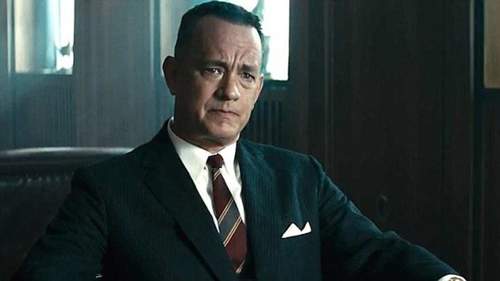 湯姆漢克斯被力邀接演大片中的反派角色。圖/摘自Daily Mail