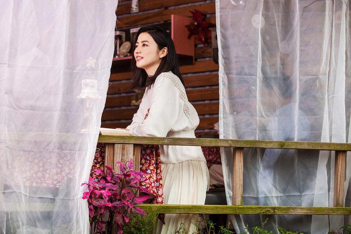 日本女星長澤雅美為今年度台灣對日觀光代言人。圖/觀光局提供