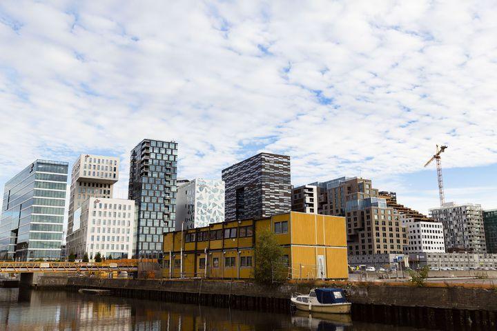 WEF報告顯示,全球經濟發展應以挪威為標桿。(彭博資訊)