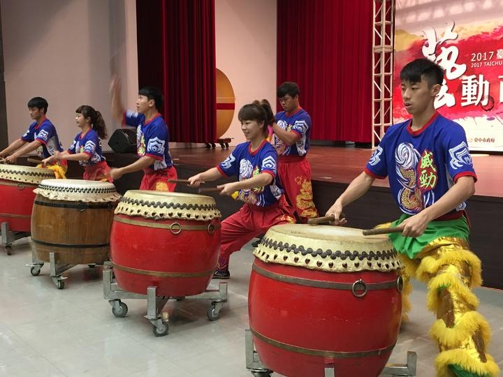 台中傳統藝術節今年邀請38組國、內外優質團隊,在四大文化中心演出共超過40場。記者喻文玟/攝影
