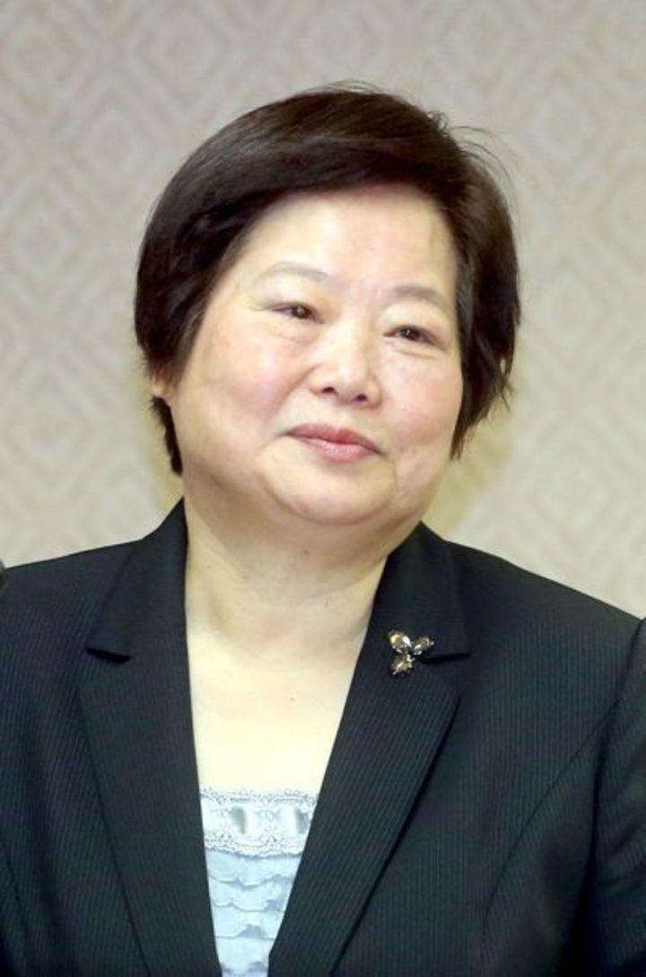 蔡英文總統的表姊林美珠將接任勞動部長。聯合報系資料照