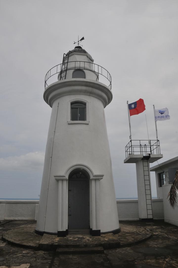 航港局正評估將基隆燈塔開放參觀。記者游明煌/攝影