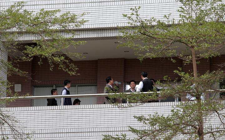 總統府南辦啟用,位於高雄鳳山行政中心三樓。記者劉學聖/攝影
