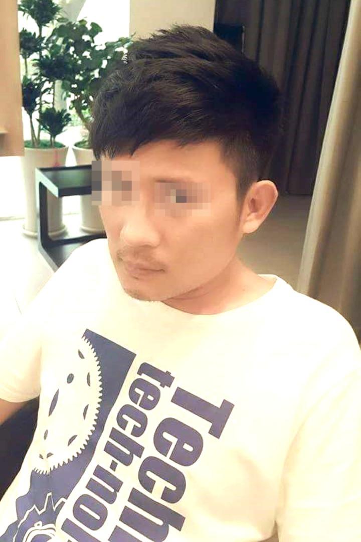 詹男涉嫌性侵韓國女子。圖/翻攝自臉書
