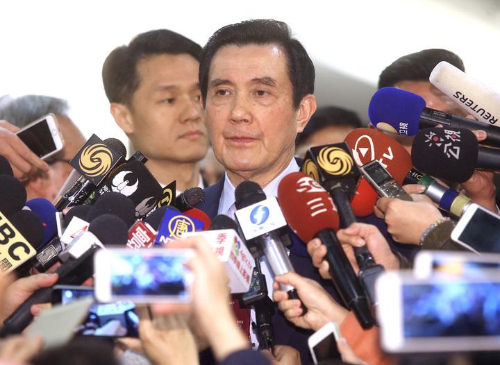 北檢引用檢索系統無法查詢的判決起訴前總統馬英九,將引起討論。本報資料照片