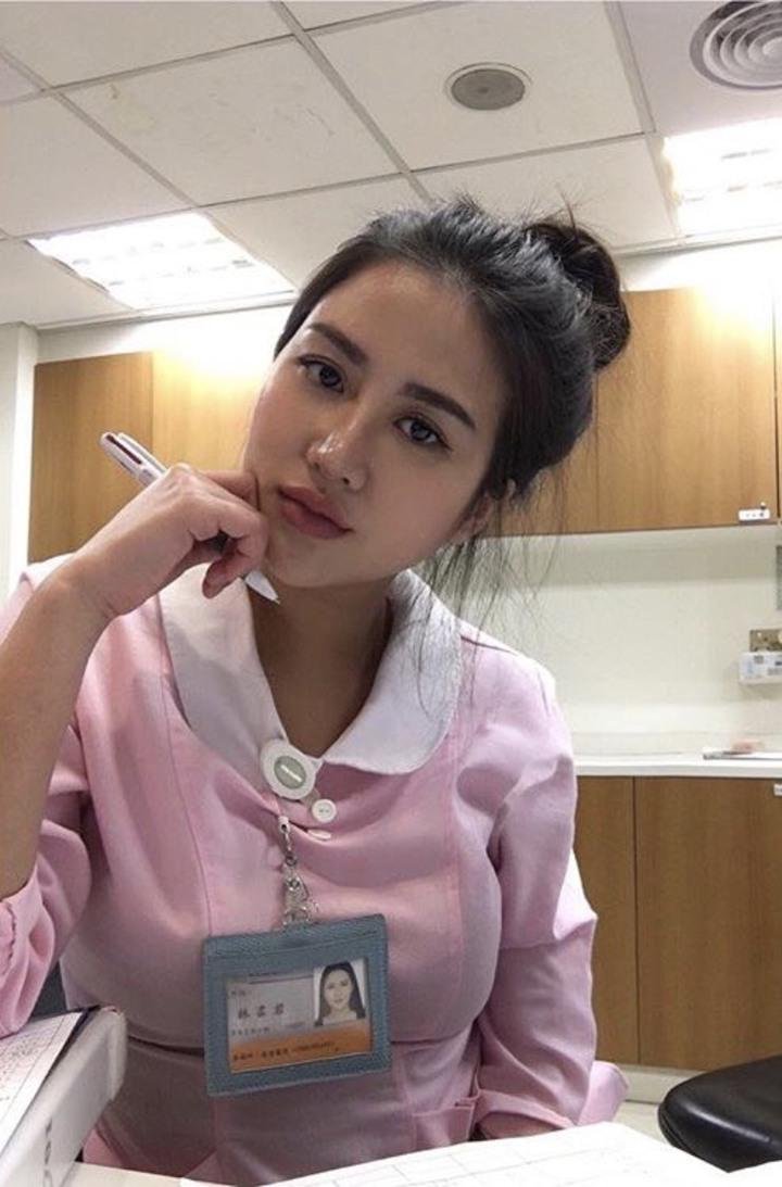 護理師Carina Linn。圖/翻攝自Instagram