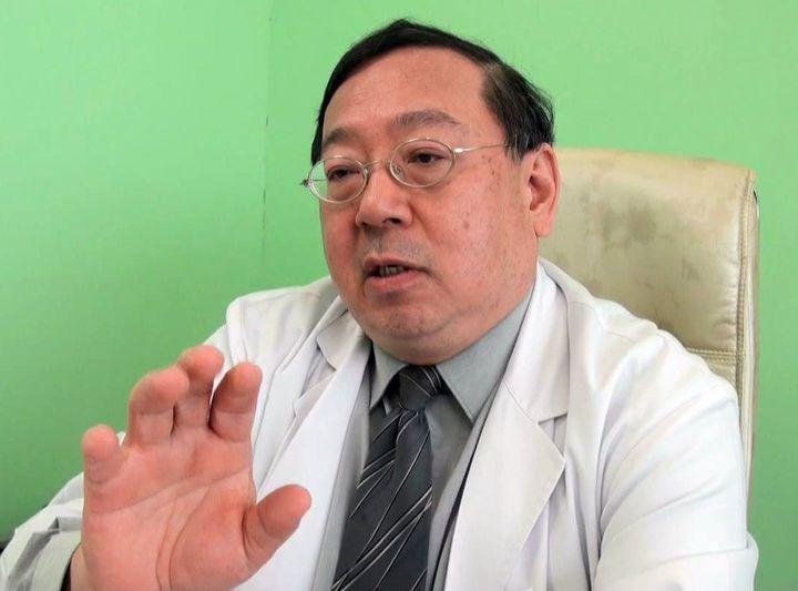 高雄長庚醫師陳榮福建議糖尿病患,應建立「3少2多」的新飲食原則。記者王昭月/攝影