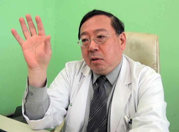 高雄長庚醫師陳榮福建議糖尿病患,應建立「3少2多」的新飲食原則,才能達到糖尿病的全方位控制。記者王昭月/攝影