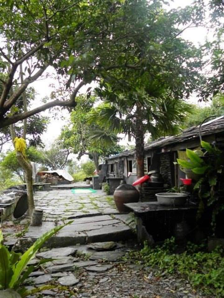 文化部文資局宣布展開舊好茶石板屋聚落的10年修復計畫。圖/屏東縣文化處提供