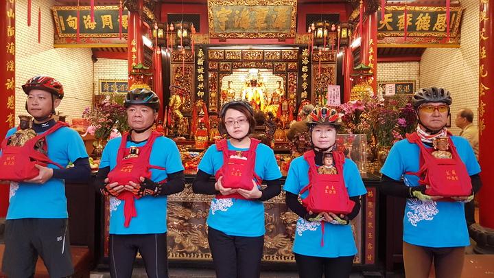 宜蘭媽祖廟眾多,各間供奉的媽祖形象均不相同。記者吳佩旻/攝影