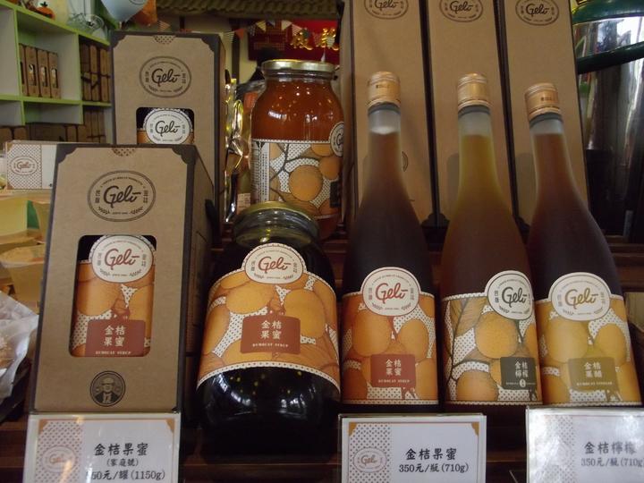 金桔果蜜的古早名稱叫「金桔油」、「桔仔油」。記者謝恩得/攝影