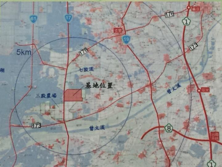七股工業區基地位置。記者吳政修/攝影