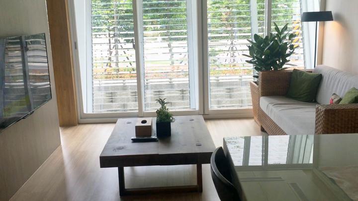 屋內環境舒適。記者郭宣&#24419/攝影