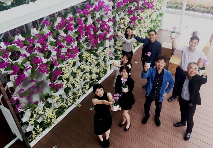 「蘭花屋」再造台積電交大能源教育館。記者郭宣&#24419/攝影
