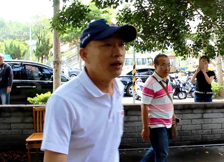 國民黨主席候選人韓國瑜。記者林麒瑋╱攝影