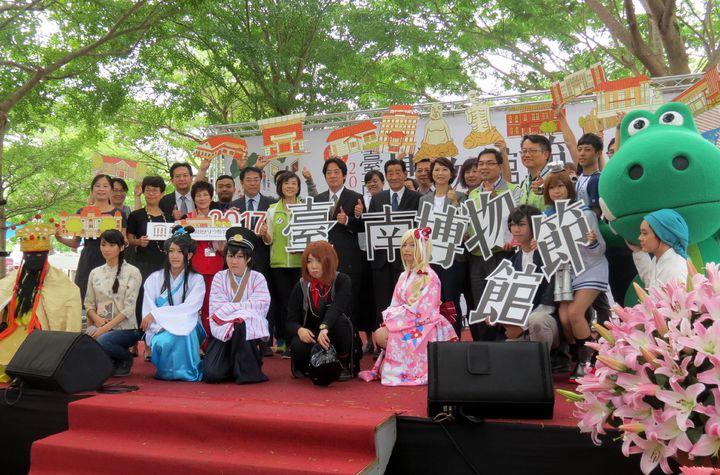 台南博物館節登場,號召全市42座館博物館與文化館參與。記者周宗禎/攝影