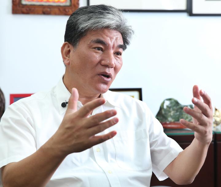內政部前部長李鴻源。聯合報資料照/記者潘俊宏攝影