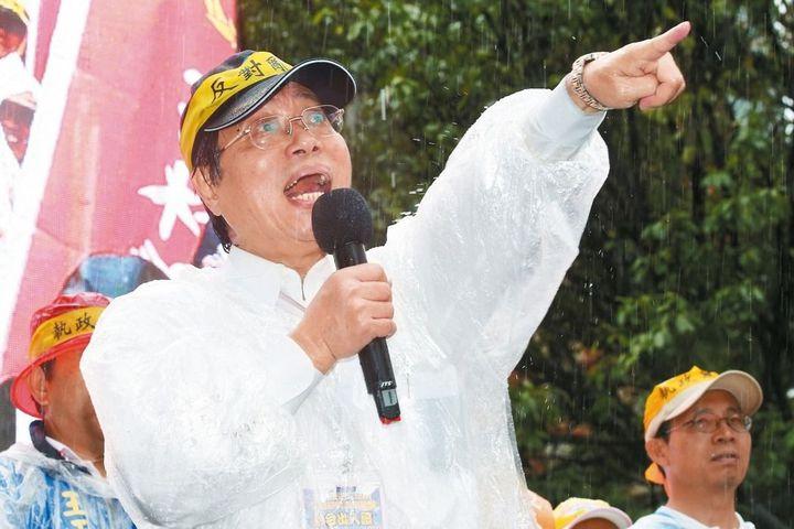 全國公務人員協會理事長李來希。 聯合報系資料照/記者王騰毅攝影