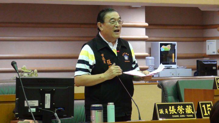 嘉義市國中小校長遴選過程惹議,議會砲聲隆隆。記者王慧瑛/攝影