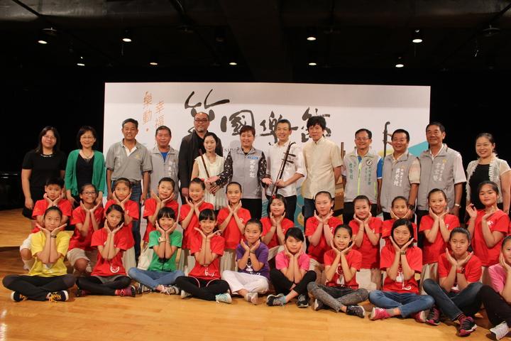 今年竹塹國樂節7月1日起至7月30日,規劃「名家名曲」、「親子同樂」、「藝術傳承」、「國樂推廣」等四大面向。記者張雅婷/攝影