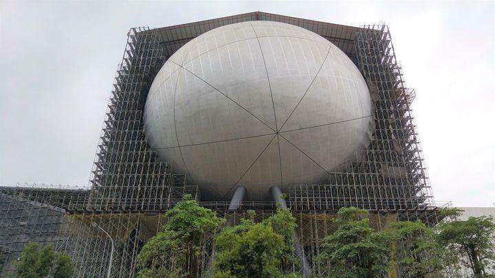 荷蘭建築師庫哈斯設計的台北藝術中心因營造廠破產暫停施工後,又經歷兩次流標,一波三折彷彿是台灣國際牌建築的宿命。本報資料照片