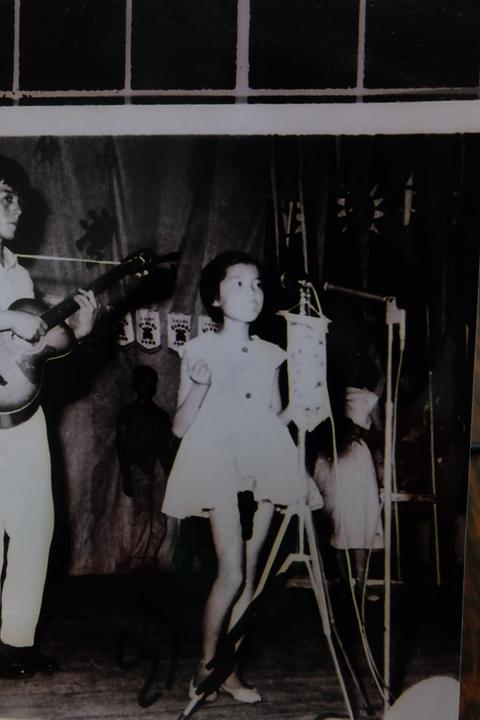 聲樂家簡文秀今年獲羅東鎮長林姿妙之邀,回到羅東家鄉開唱。記者張芮瑜/翻攝