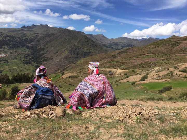 馬鈴薯公園的農民找回傳統力,力抗氣候變遷。記者蔣宗裕/攝影