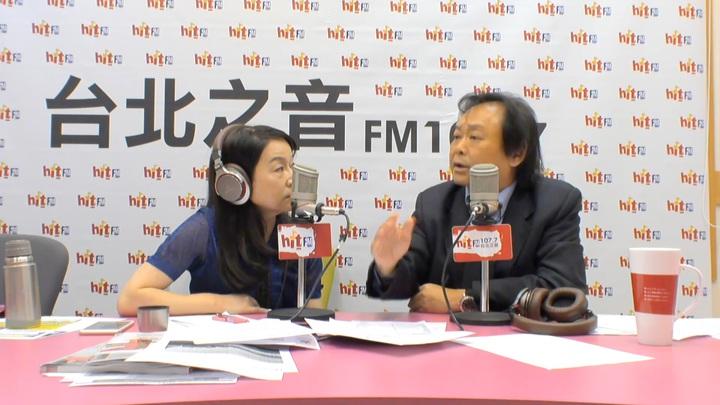民進黨台北市議員王世堅上午接受廣播專訪,批評台北市主辦世大運花錢不手軟。圖/取自網路畫面。