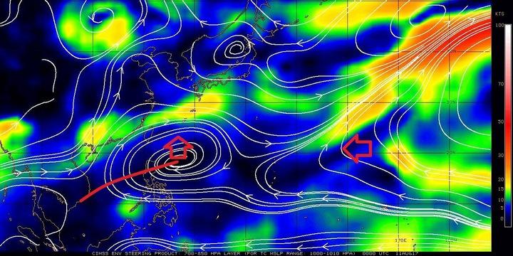 鄭明典指出,太平洋高壓中心影響台灣氣溫,未來幾天還是熱。圖/翻攝臉書
