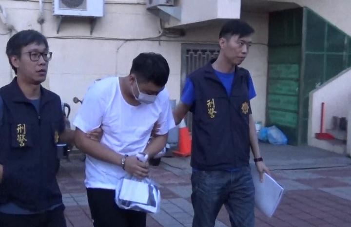 清水警方循線逮捕以陳姓主嫌為首的犯罪集團。圖/清水警分局提供