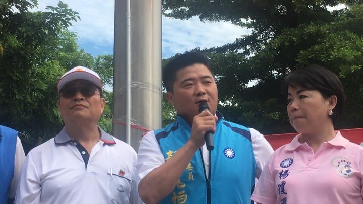 國民黨立委顏寬恒說,如果軍人是米蟲,哪來的中華民國?記者陳秋雲/攝影
