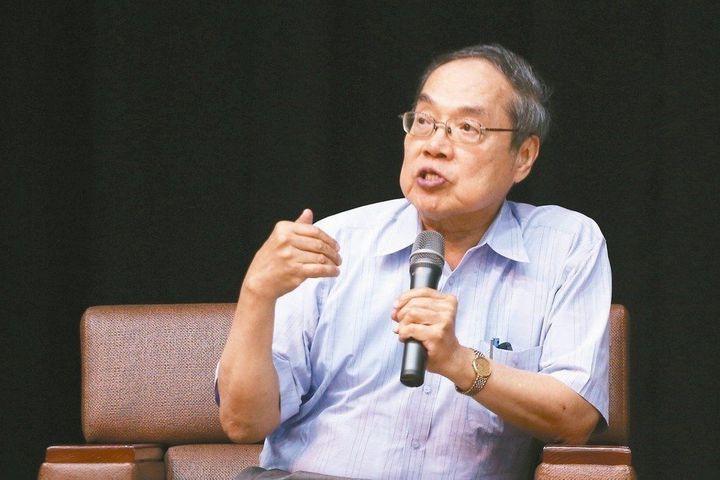 作家陳芳明。圖/本報資料照片