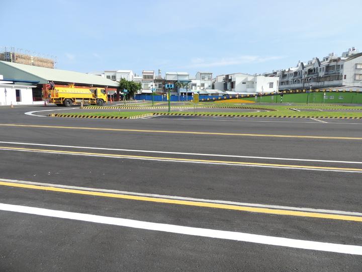 全國監理機關唯一「大型重型機車考驗場」將在9月16日在台東監理站正式啟用。記者羅紹平/攝影