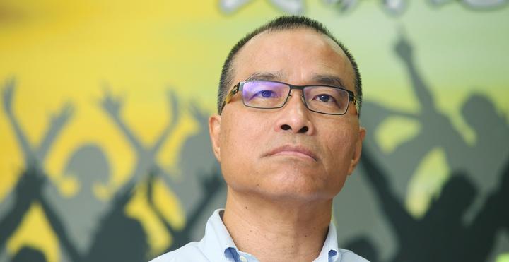 教授葉匡時。記者陳正興/攝影
