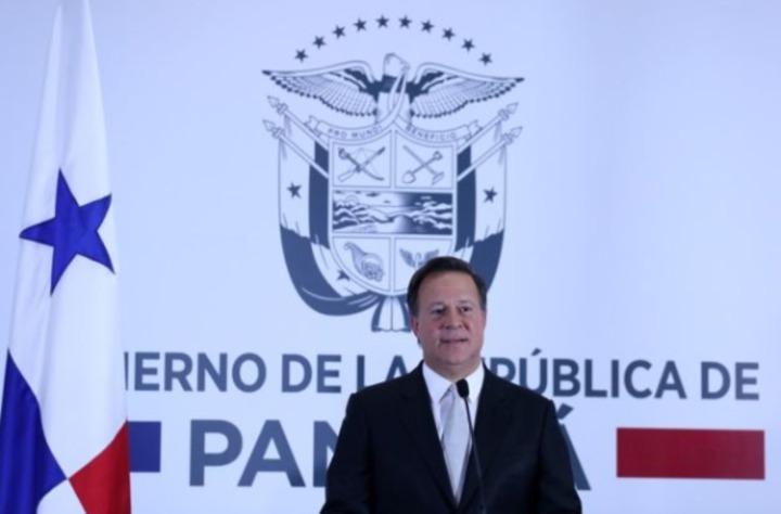 巴拿馬總統巴雷拉。(BBC)