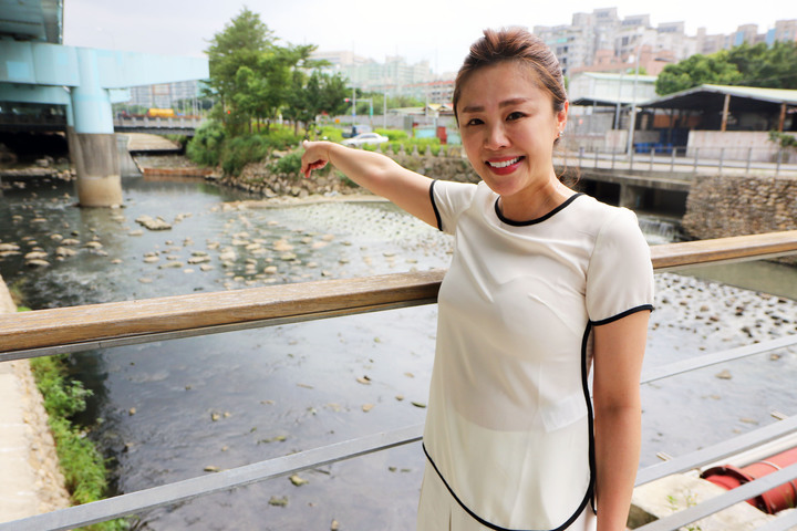 新北市議員李婉鈺遭人投訴媒體,指昨晚喝酒醉卻衝入民眾烤肉場,爆發拉扯。圖/報系資料照